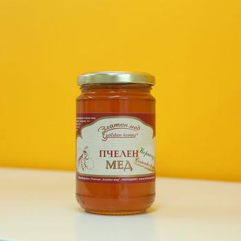 Honing van Koriander