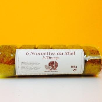 Nonnettes met honing